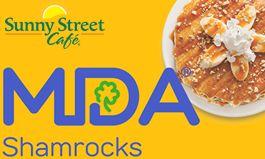 Sunny Street Café Participates in MDA Fundraiser
