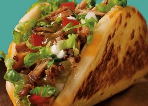 Taco John's Debuts Pork Carnitas Quesadilla Taco