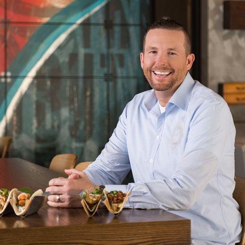 Velvet Taco Names Clay Dover President