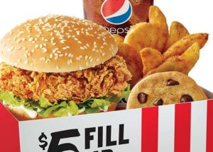 KFC's World Famous and Best Selling Zinger Chicken Sandwich is Coming to America