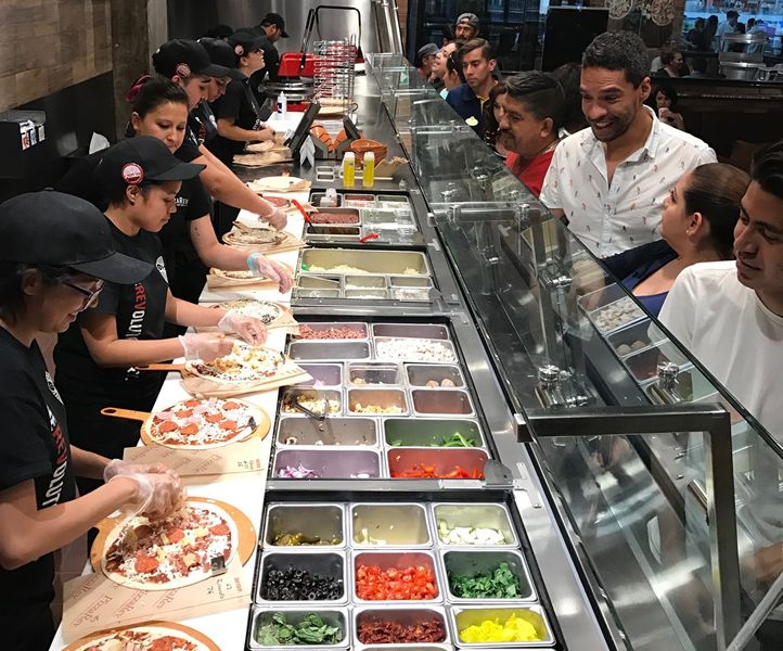 PizzaRev Enters Guadalajara, Mexico, Opens First of 20 Planned Restaurants