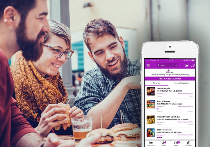 Revolutionizing Restaurant Referrals
