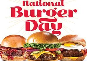 Arooga's Grille House & Sports Bar to Serve Free Wagyu Hamburgers on National Hamburger Day: Sunday, May 28, 2017