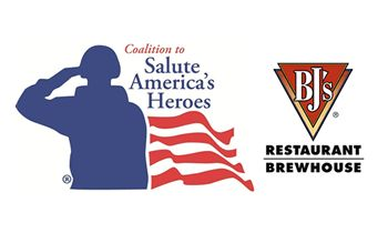 Bj S Restaurant Brewhouse To Raise Funds For Wounded Veterans