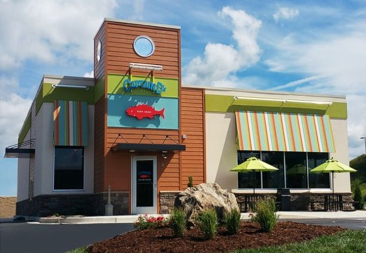 Captain D's Signs Franchise Development Agreement to Open Five New Restaurants in South Carolina