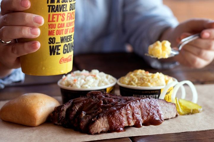 Celebrate National Barbecue Day Tomorrow with Dickey's Barbecue Pit