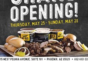 Dickey's Barbecue Pit Continues Expansion in Arizona with New Phoenix Location