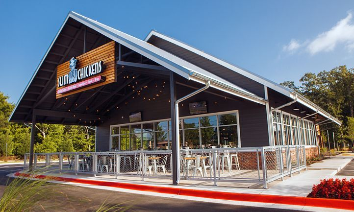 Slim Chickens Builds Presence in Kansas with Wichita Opening in May