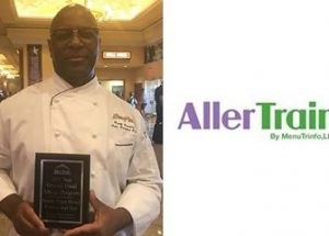 Awarded for Saving Lives Through Food Allergy Training