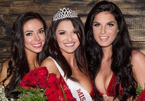Cheyenne Chancellor Crowned Miss Twin Peaks 2017