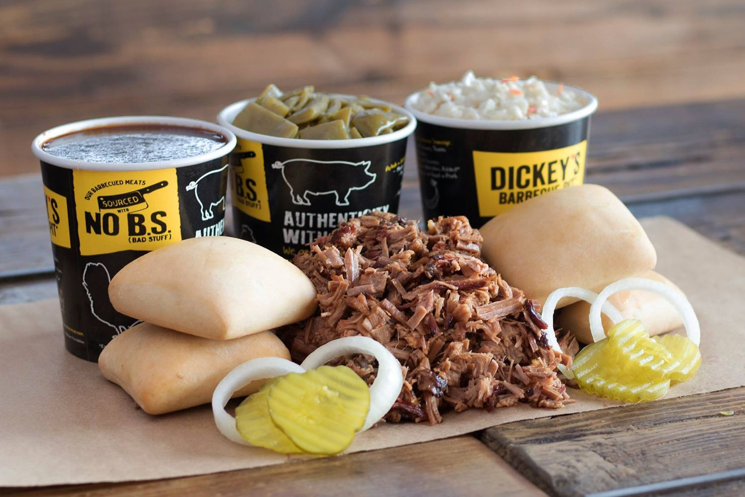 Development Agreement Brings New Dickey's Barbecue Pit Master and Location to Georgia