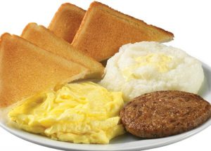 Krystal Serves up a Southern-Style Breakfast Deal