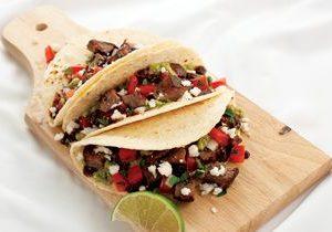 New Sirloin Steak Taco Now Sizzling At Taco John's