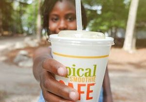 Tropical Smoothie Cafe Raises Nearly $200,000 on First Day of Annual Fundraising for Camp Sunshine in Casco, Maine