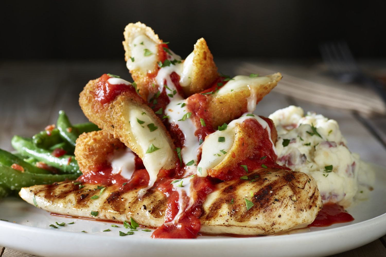 Applebee's Introduces New Topped & Loaded Menu Starting at Only $10.99