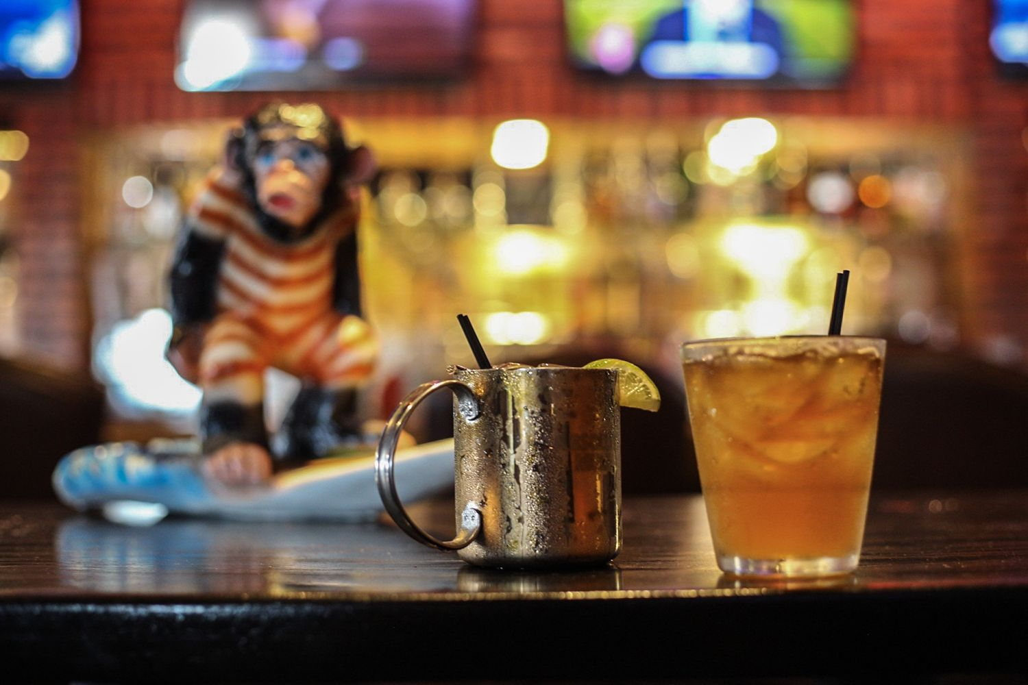 Ginger Monkey Declares July 31 as Last Call for 10 Cent Drinks in July