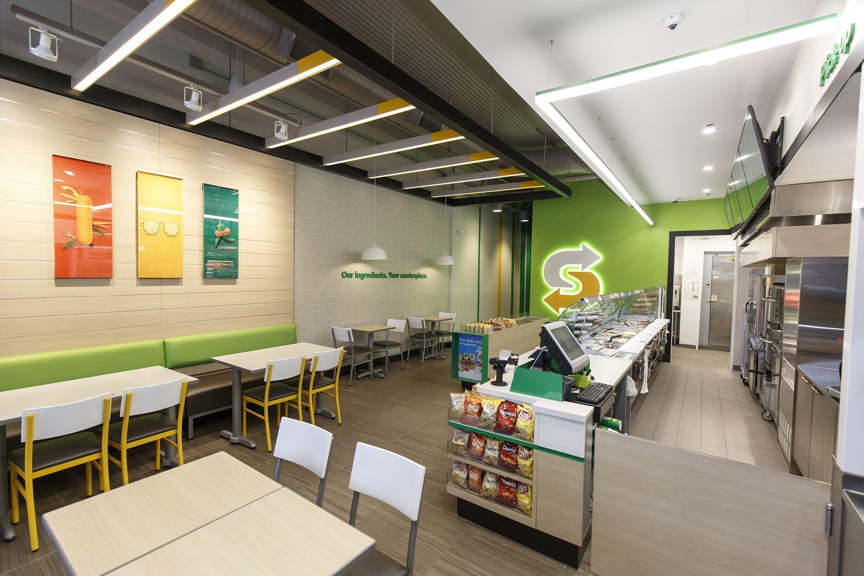 Subway Brings 'Fresh Forward' With New Restaurant Design, Customer Experience