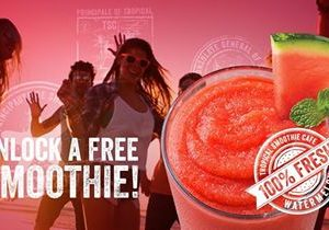 Tropical Smoothie Cafe Launches Tropical Party Passport