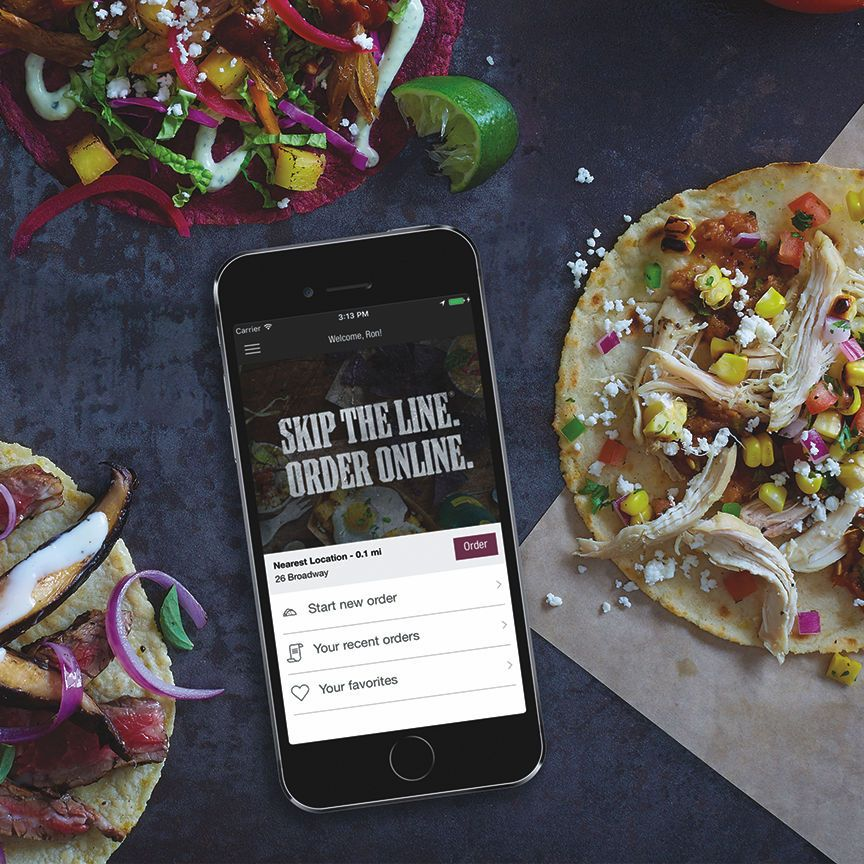 Velvet Taco Debuts New Mobile App