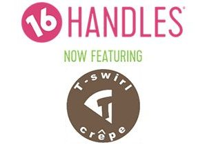 16 Handles Williamsburg Partners with T-Swirl Crêpe!
