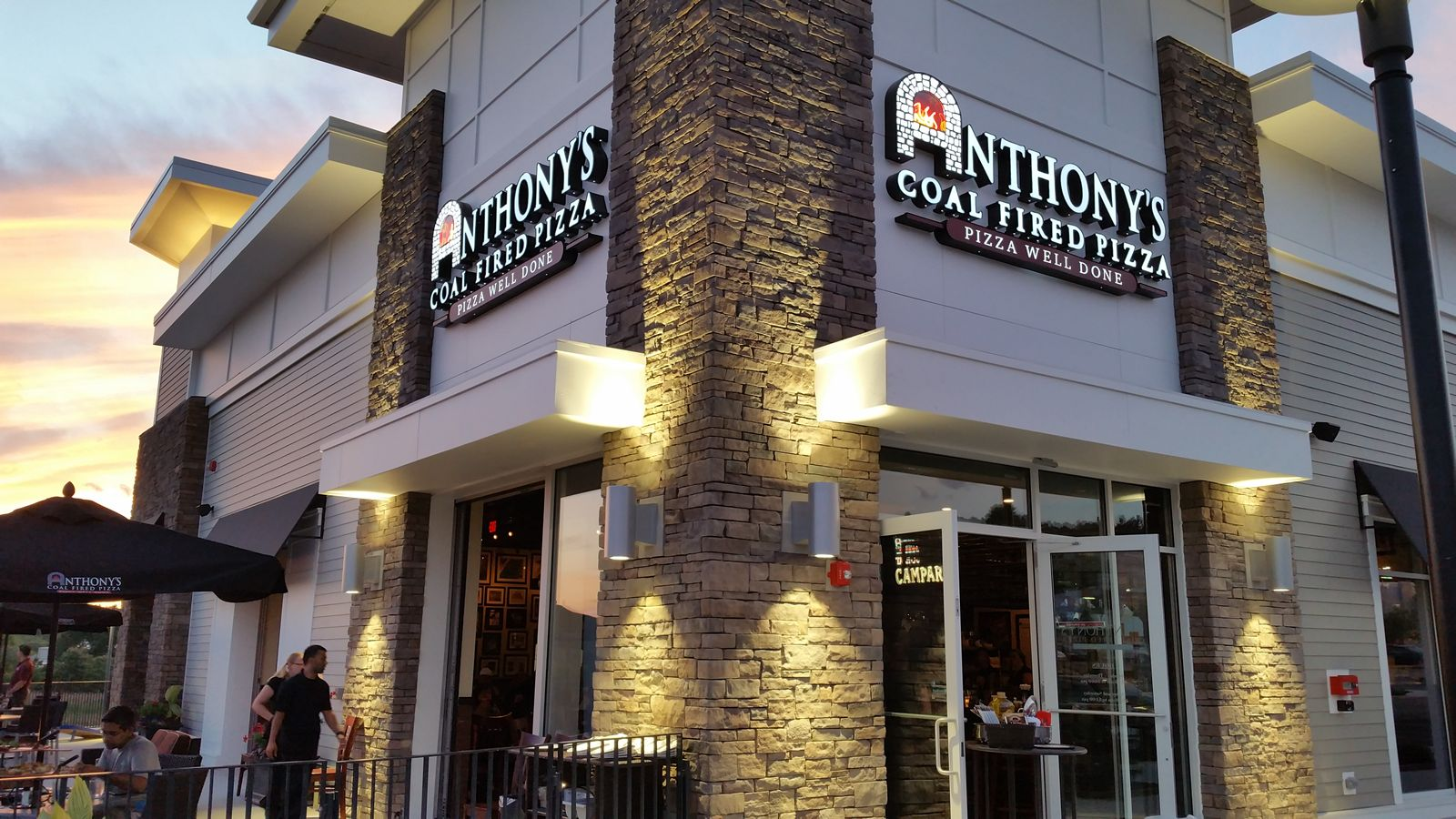 Anthony's Coal Fired Pizza Gears up for Football Season with New Charity Partnership in Boston