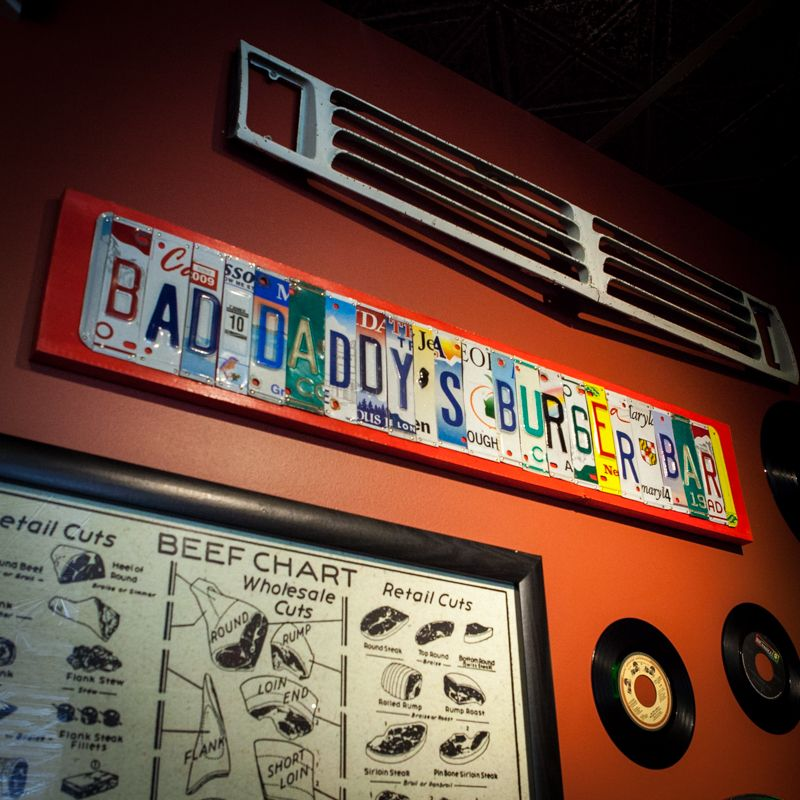 Bad Daddy's Burger Bar Brings Bad Ass Burgers To Concord