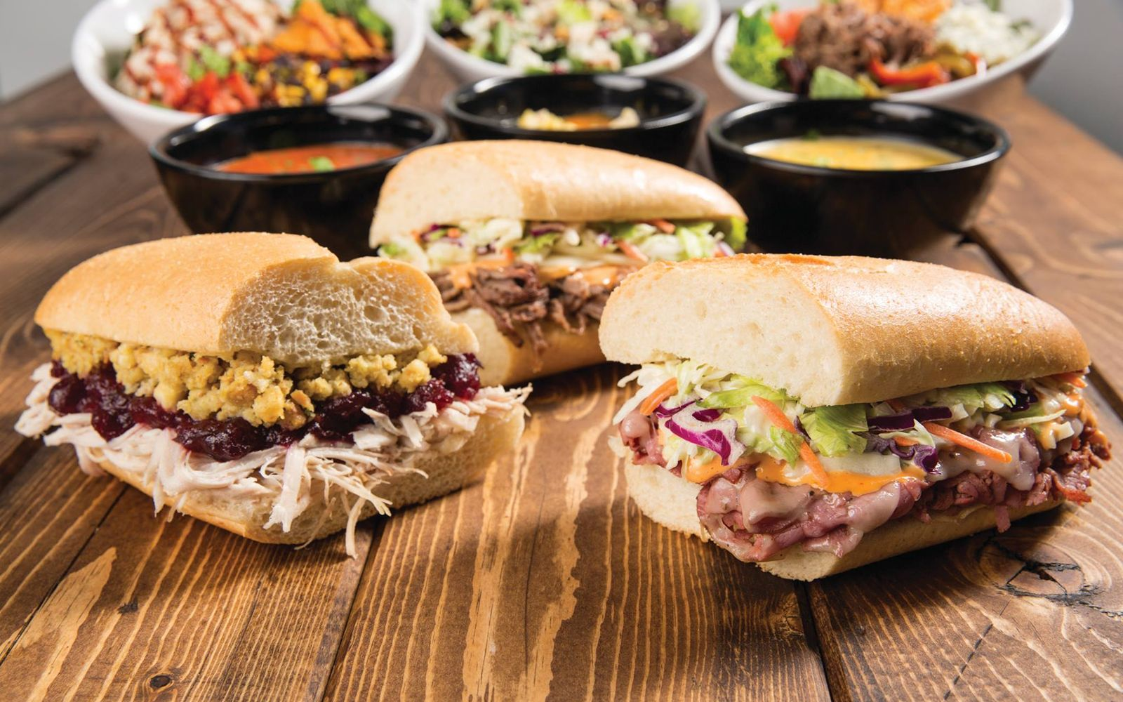 Capriotti's Inks Agreements for 40 New Units to Ignite Major Western U.S. Expansion