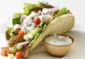 Celebrate National Gyro Day At Garbanzo Mediterranean Fresh