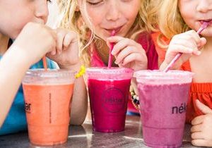 Nekter Juice Bar Launches Chainwide Campaign with No Kid Hungry to Help End Childhood Hunger in America
