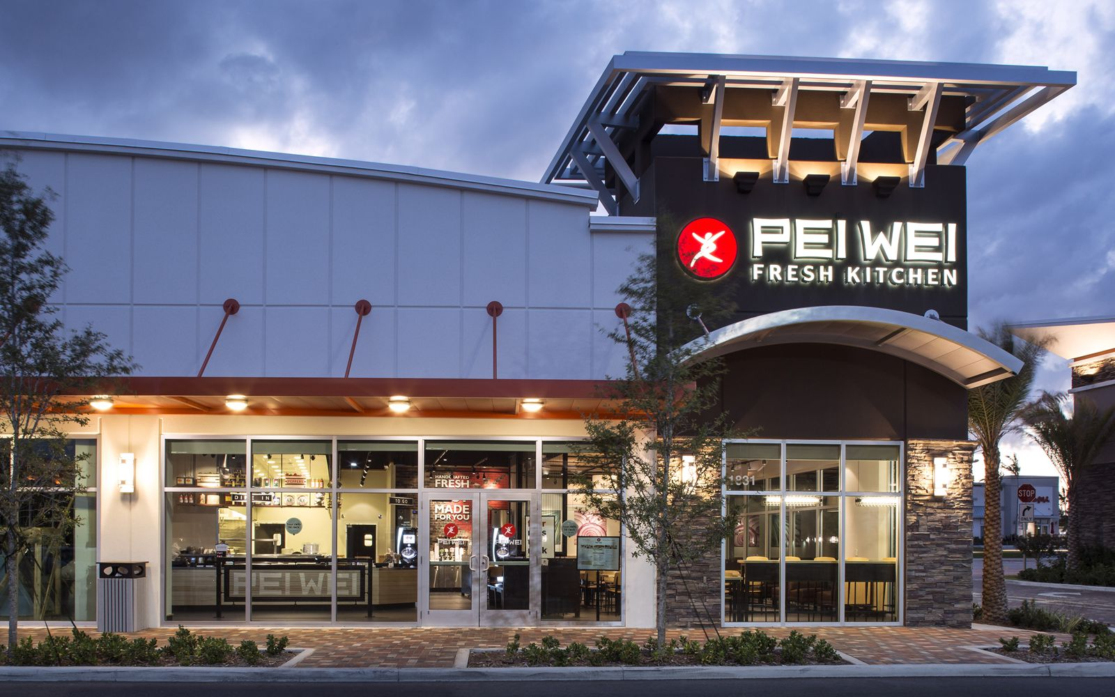 Pei Wei Asian Diner Announces HQ Move to North Texas