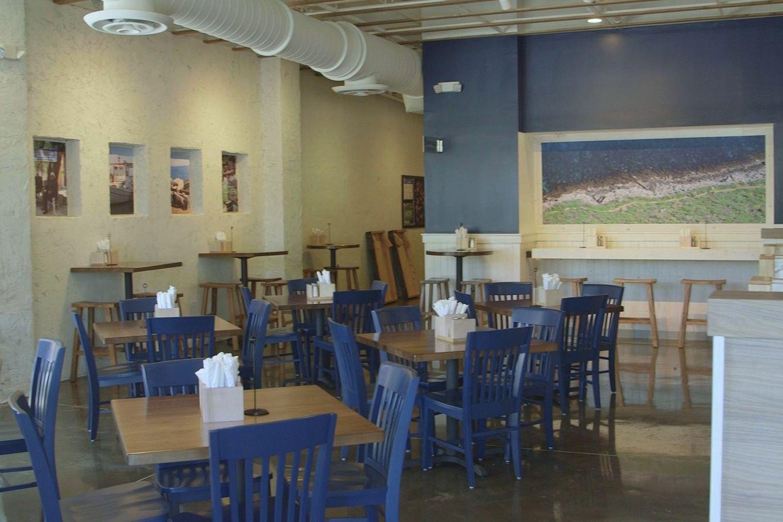 Tazikis Mediterranean Café Unveils New Interior Design ...