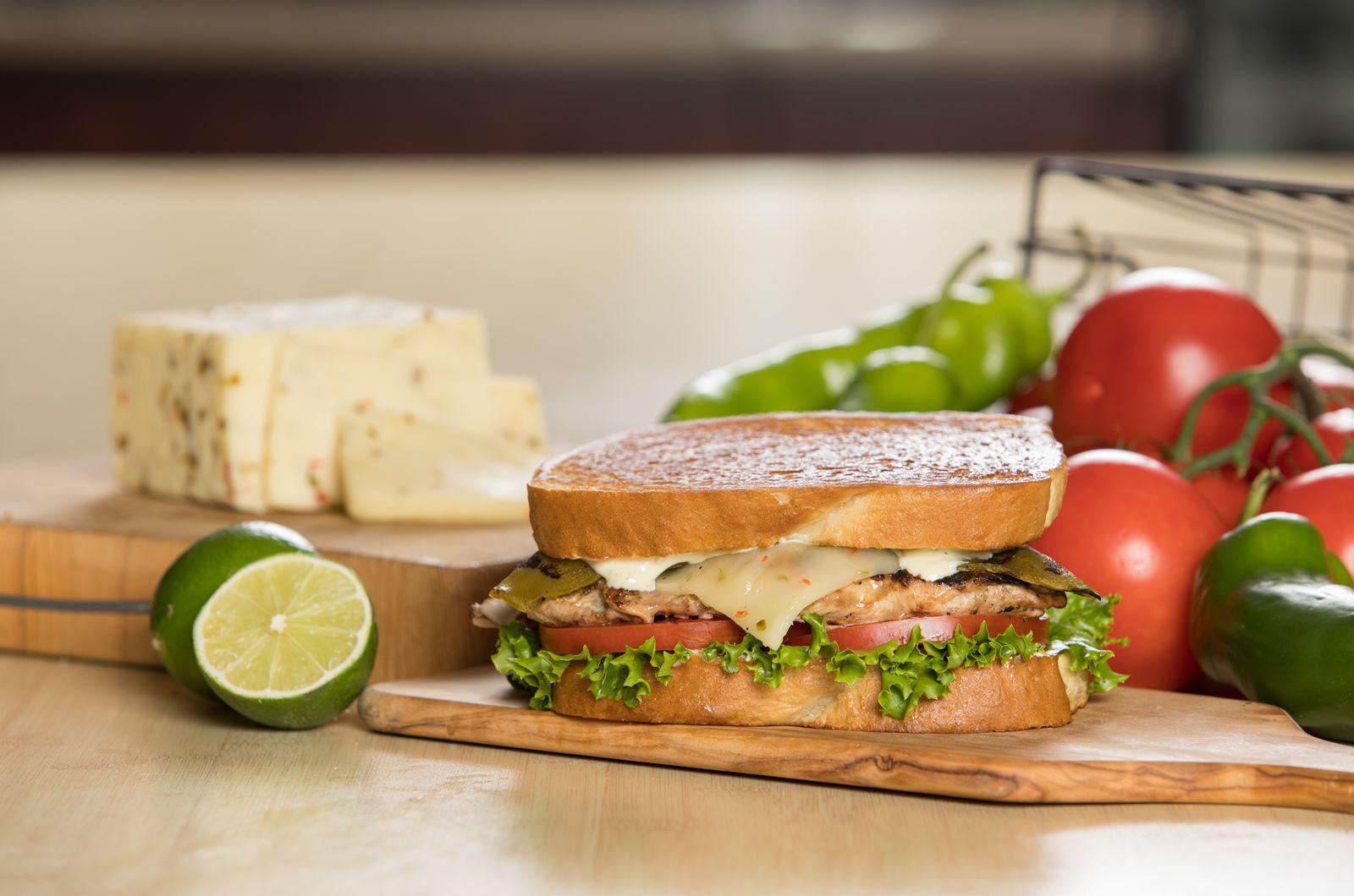 The Habit Burger Grill Features Seasonal Hatch Chile Menu Items