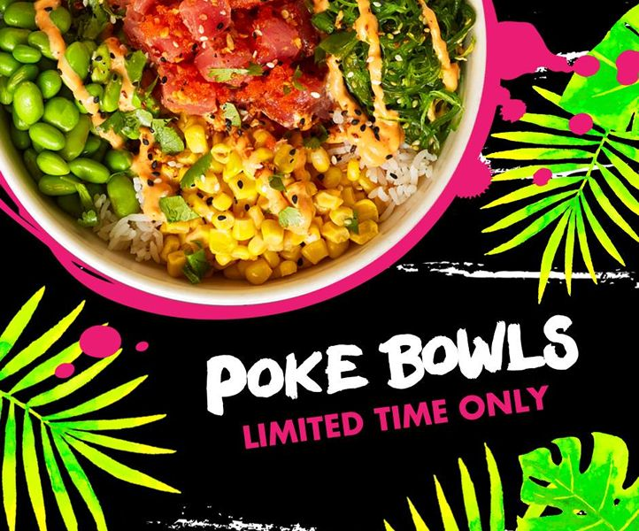 Tin Drum Asian Kitchen Taps Hot Foodie Trend with New Poke Menu ...