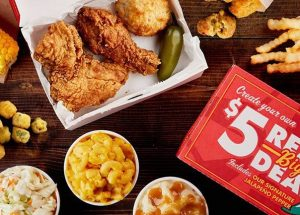 $5 Real Big Deal from Church's Chicken Gets Even Bigger Starting Sept. 25th