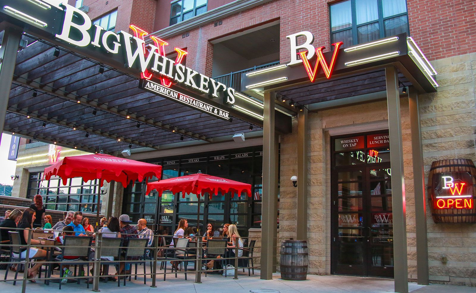 Big Whiskey's Heads South with a Two-Store Restaurant Franchise Deal for Birmingham, Alabama