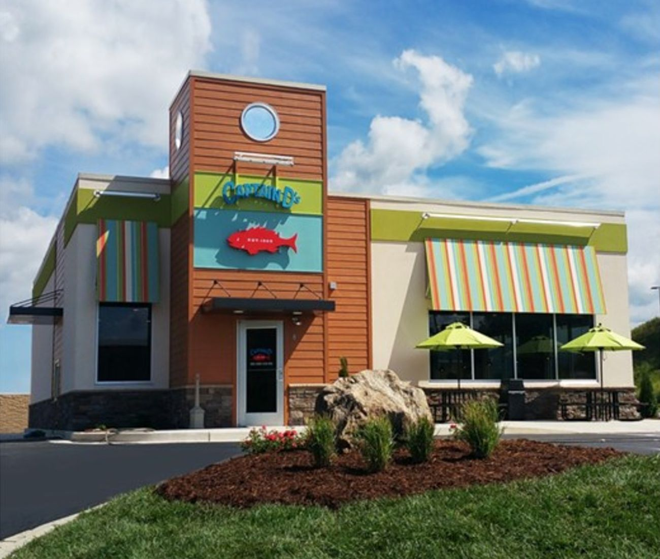 Captain D S Expands In Tennessee With Opening Of New Restaurant Cordova