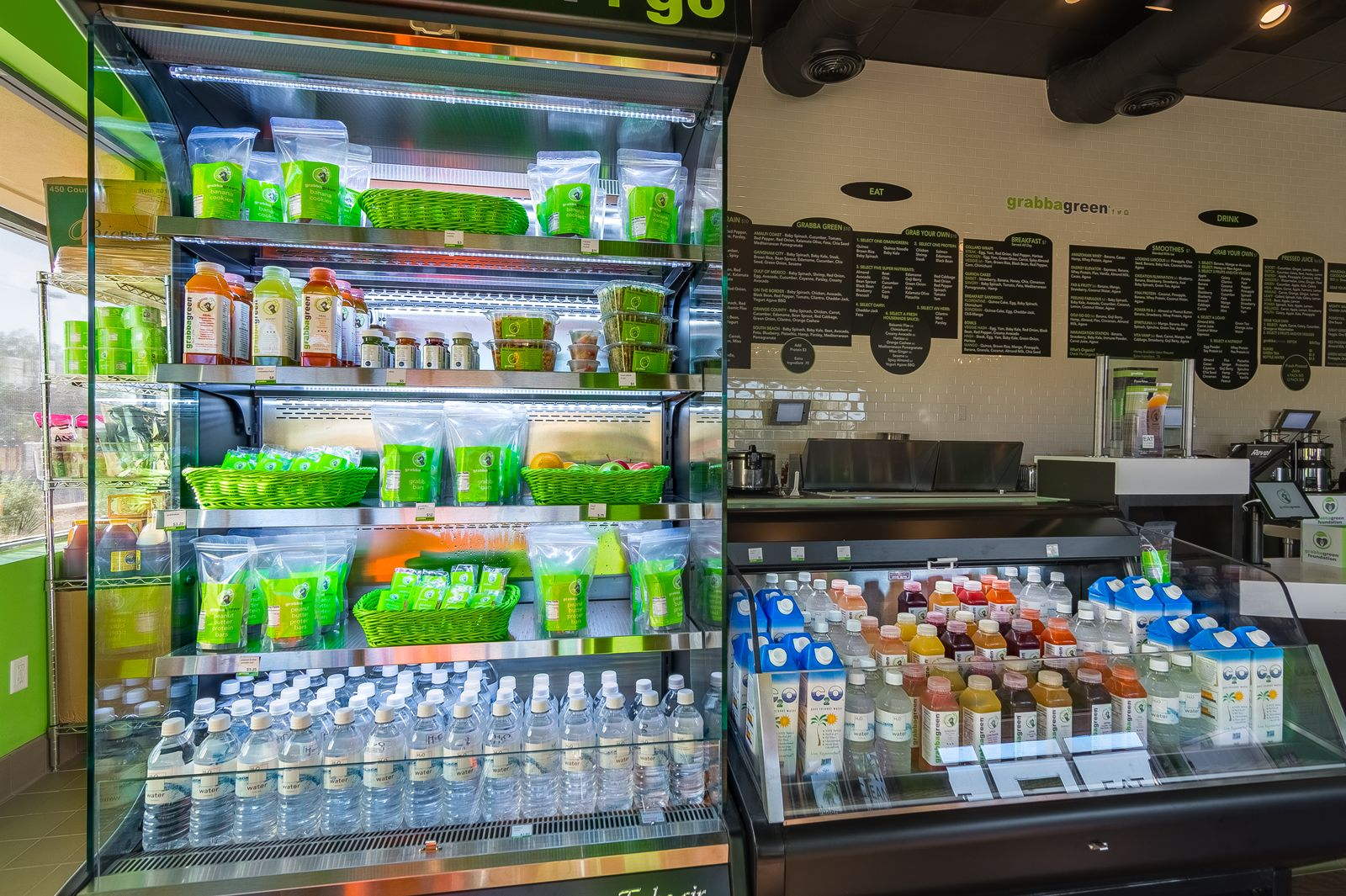 Grabbagreen Opens Thornton, Colorado Location