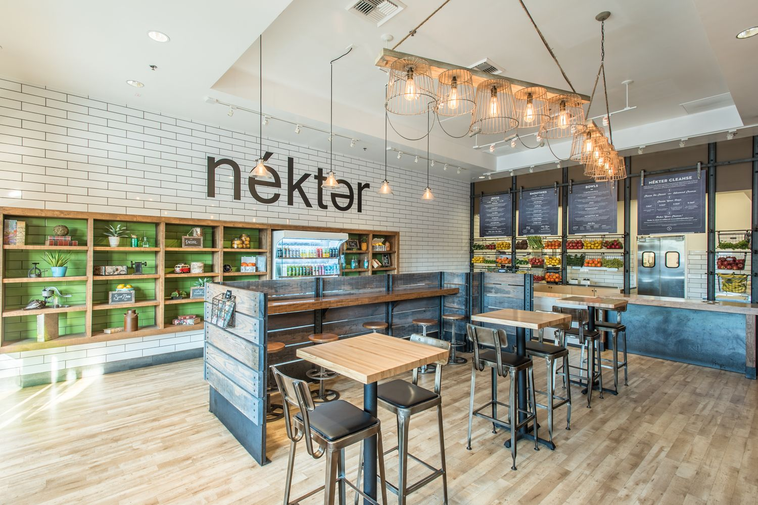 Nékter Juice Bar Opens Two Exclusive Markets in Los Angeles and Northern California to Meet High Franchising Demand