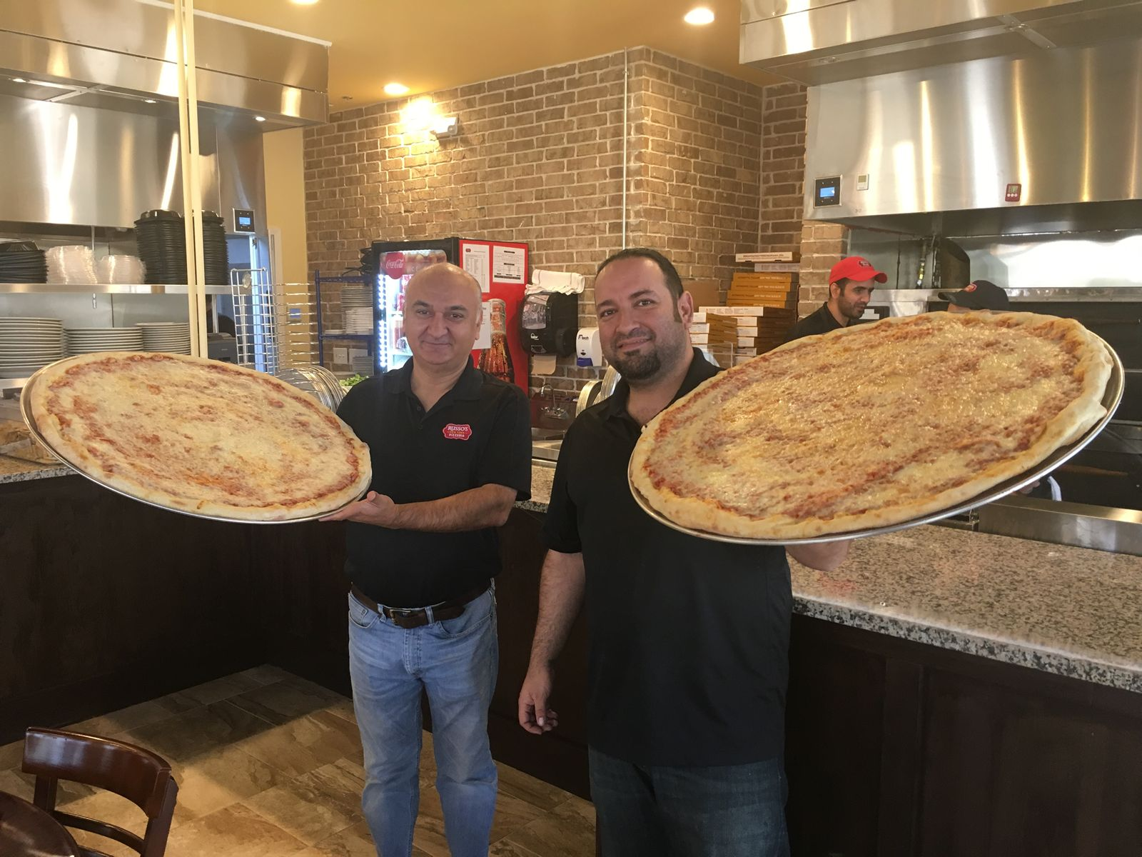 Russo S New York Pizzeria Opens Second Austin Restaurant