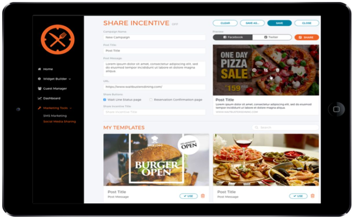 Waitbusters Releases Innovative Front of House Technology