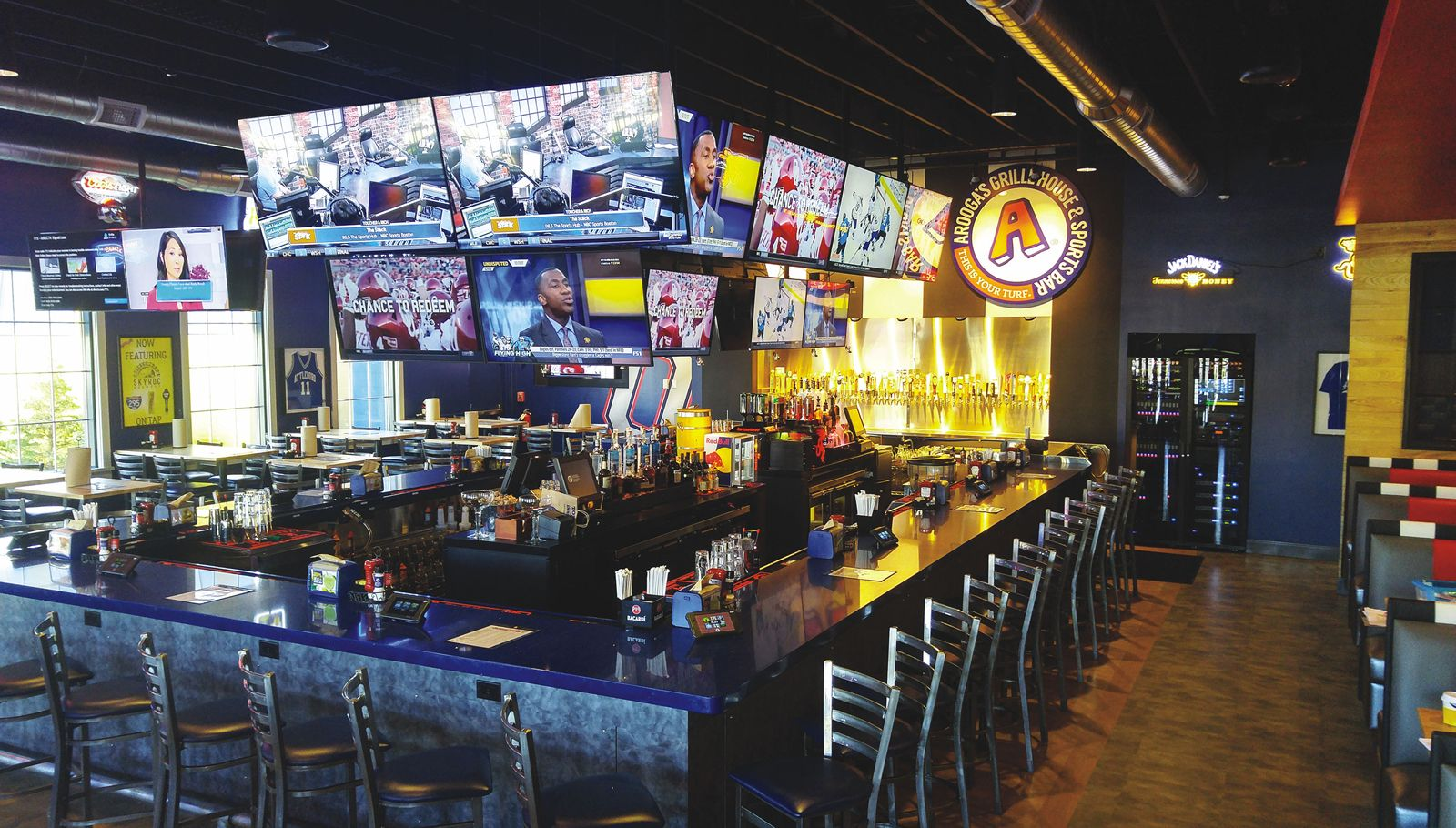 Arooga's Expands New England Footprint with New Location in Attleboro, Massachusetts Slated to Open October 24th