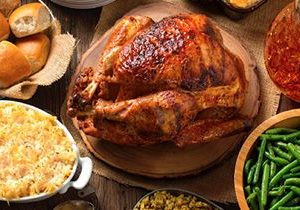 Cowboy Chicken Heats Up the Holidays with Wood-Fired Rotisserie Turkeys