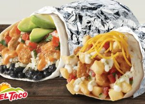 """Del Taco Offers a """"Ten-Dollar Burrito"""" for About Five Bucks With Newest Epic Lineup"""