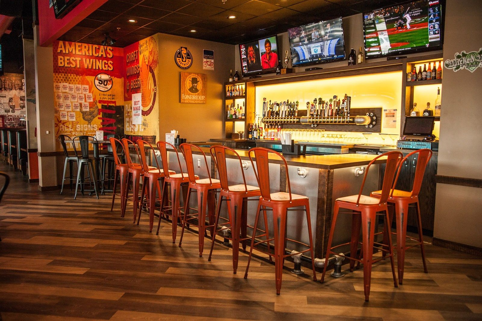East Coast Wings + Grill Unveils Comprehensive Brand Reinvention, Debuts East Coast Wings + Grill 2.0