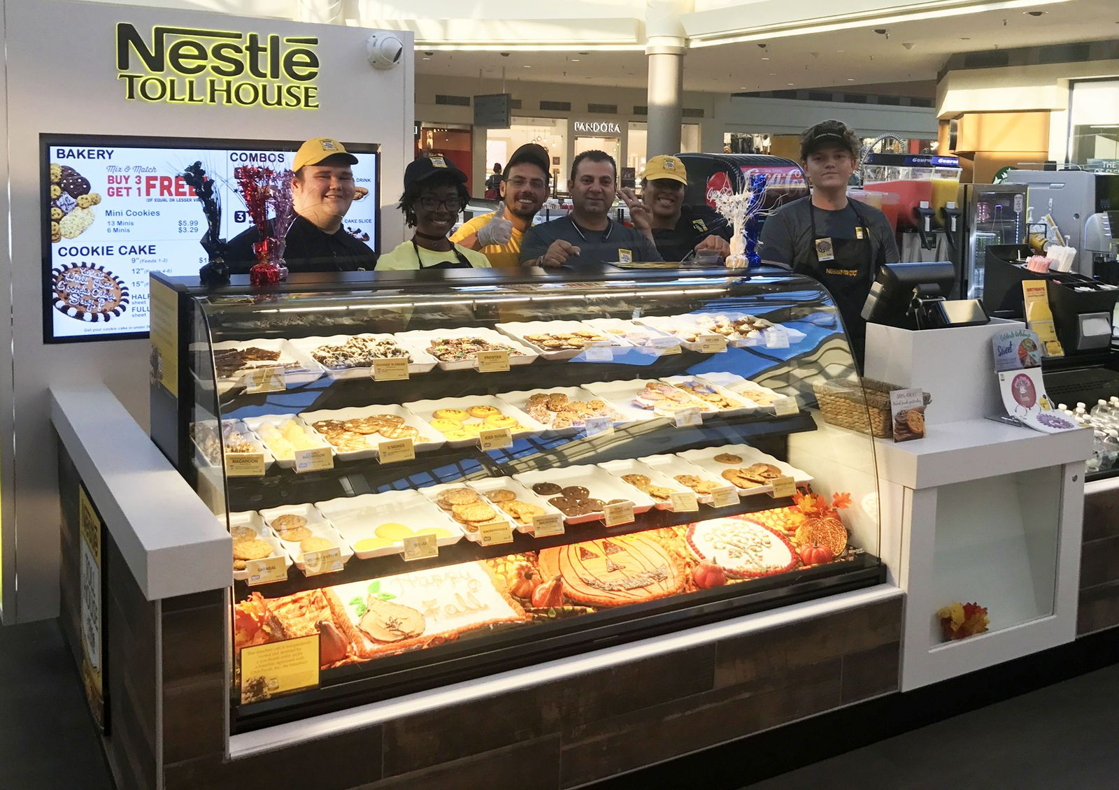 Oklahoma City Welcomes 1st Nestle Toll House Cafe By Chip