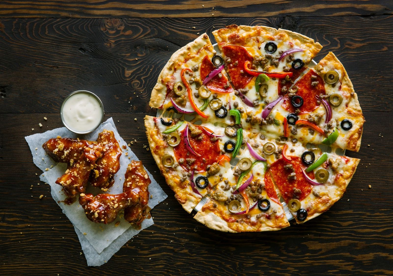 Pie Five Pizza's New Website Will Make You Drool