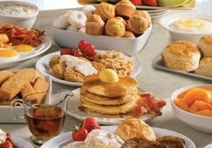 Shoney's Offers FREE All You Care To Eat, Freshly-Prepared Breakfast Bar on Veterans Day