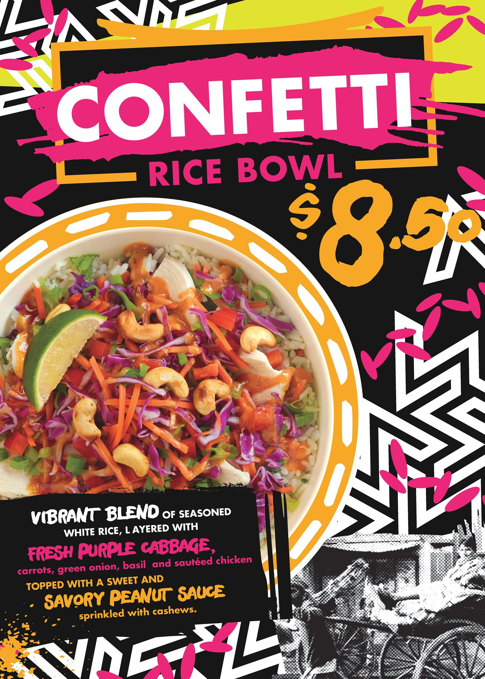 Tin Drum Asian Kitchen Brings Colorful Crunch With New Seasonal ...