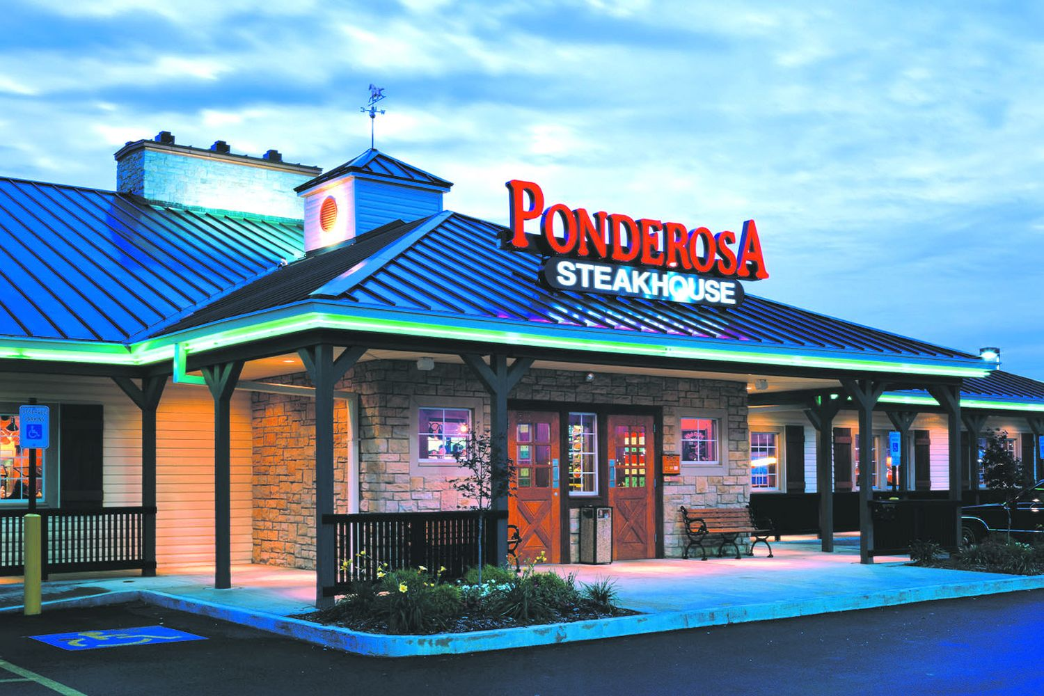 Us Ponderosa And Bonanza Steakhouses To Hold Buy One Give One