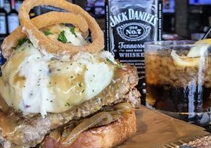 Walk-On's Shakes Things Up With Latest Burger Of The Month